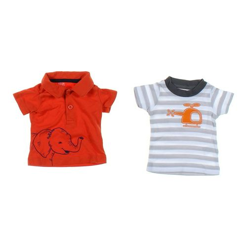 Child of Mine T-shirt & Polo Shirt Set in size NB at up to 95% Off - Swap.com