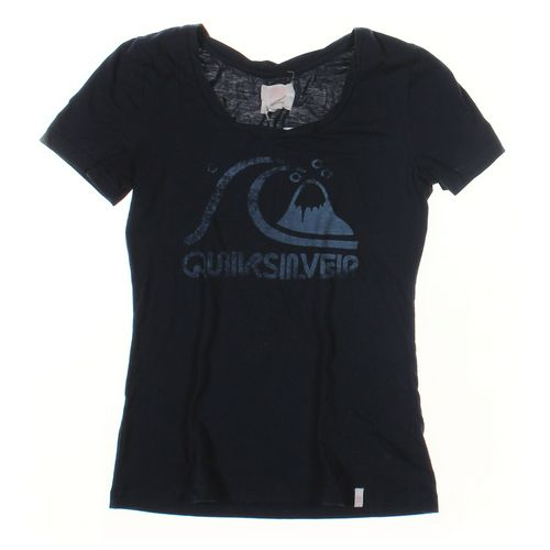 Quiksilver T-shirt in size S at up to 95% Off - Swap.com