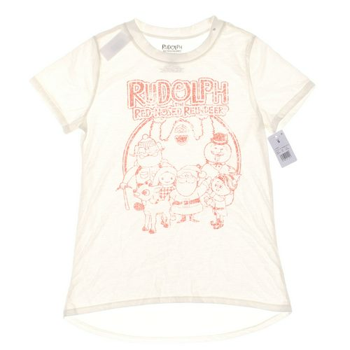 Rudolph the Red-Nosed Reindeer T-shirt in size S at up to 95% Off - Swap.com