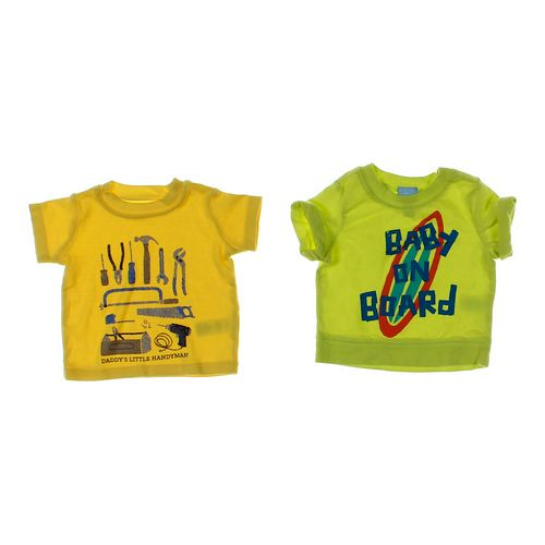 Carter's T-shirt Set in size 3 mo at up to 95% Off - Swap.com
