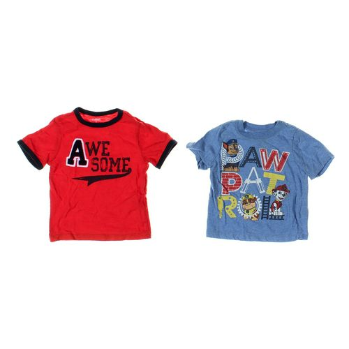 Gymboree T-shirt Set in size 2/2T at up to 95% Off - Swap.com