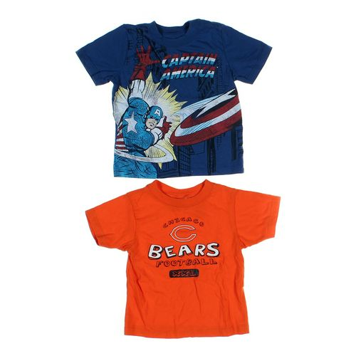 Marvel T-shirt Set in size 24 mo at up to 95% Off - Swap.com