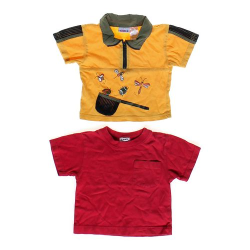 Okie Dokie T-shirt Set in size 12 mo at up to 95% Off - Swap.com