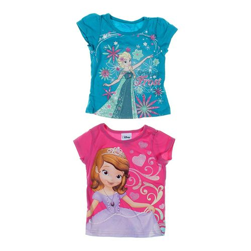 Disney T-shirt Set in size 2/2T at up to 95% Off - Swap.com