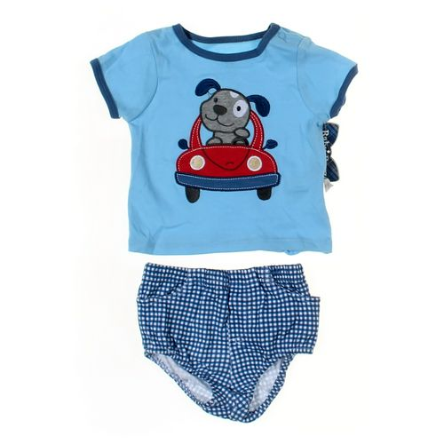 Baby Boyz T-shirt & Shorts Set in size 6 mo at up to 95% Off - Swap.com