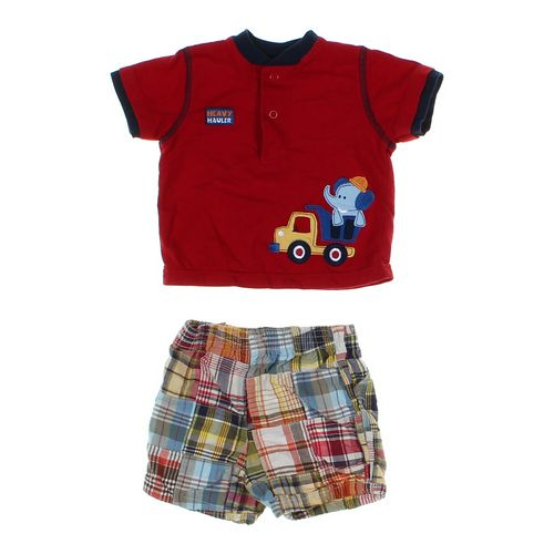 Child Of Mine Carter's T-shirt & Shorts Set in size NB at up to 95% Off - Swap.com
