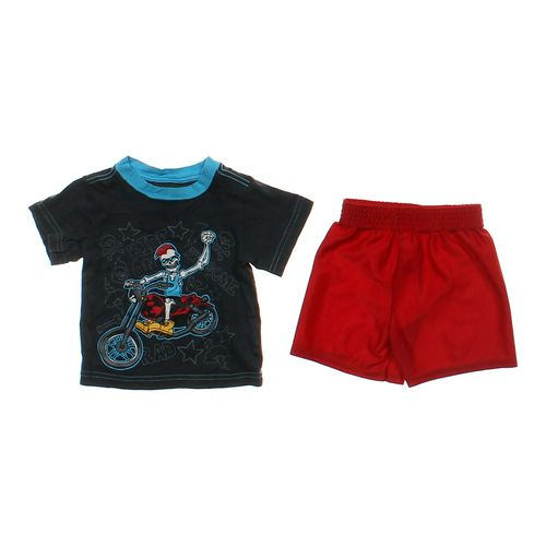 Healthtex T-shirt & Shorts Set in size 12 mo at up to 95% Off - Swap.com