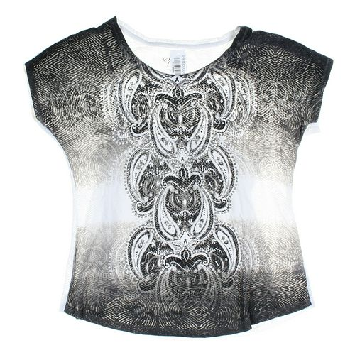 Style & Co T-shirt in size M at up to 95% Off - Swap.com