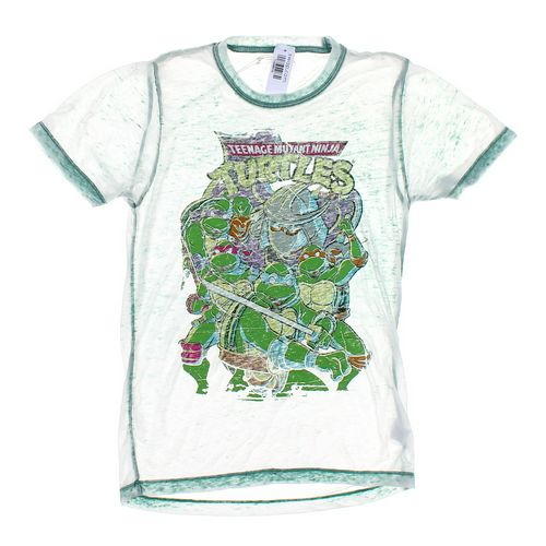 Teenage Mutant Ninja Turtles T-shirt in size S at up to 95% Off - Swap.com