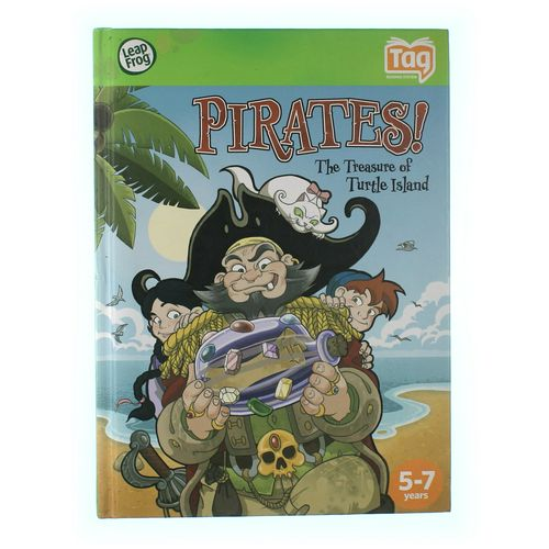 LeapFrog Tag Book: Pirates! The Treasure of Turtle Island at up to 95% Off - Swap.com
