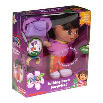 Talking Dora Surprise! for Sale on Swap.com