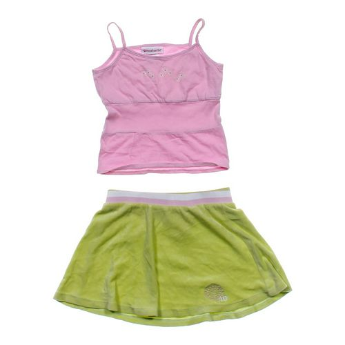 American Girl Tank & Skirt Outfit in size 8 at up to 95% Off - Swap.com