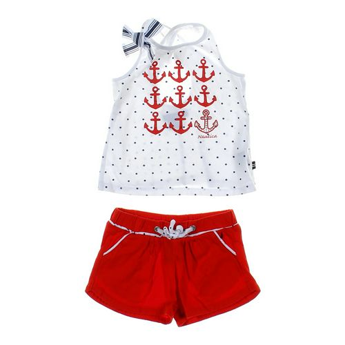 Nautica Tank Top and Shorts Set in size 12 mo at up to 95% Off - Swap.com