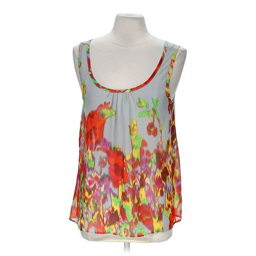 Apostrophe Tank Top in size M at up to 95% Off - Swap.com