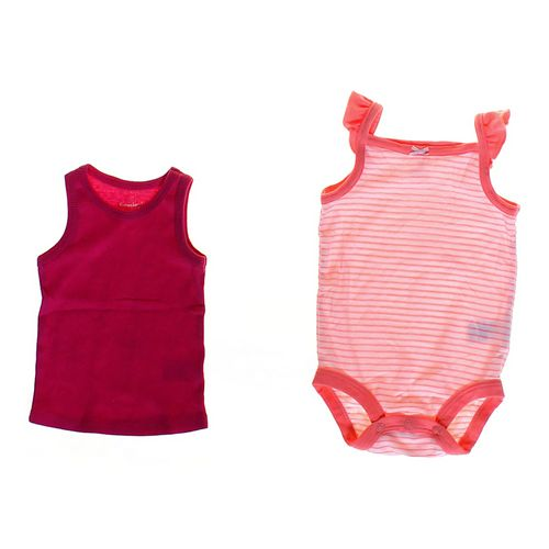 Garanimals Tank Top & Bodysuit Set in size 12 mo at up to 95% Off - Swap.com