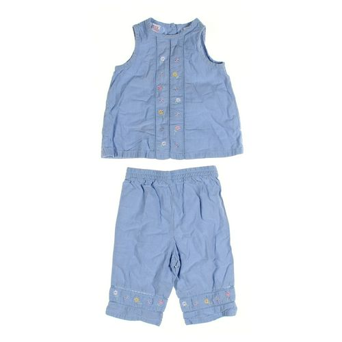 Cotton On Tank Top & Capri Pants Set in size 24 mo at up to 95% Off - Swap.com