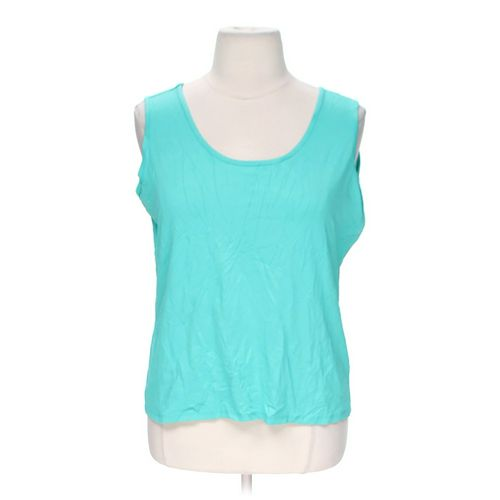 Clear Sky Tank Top in size 2X at up to 95% Off - Swap.com