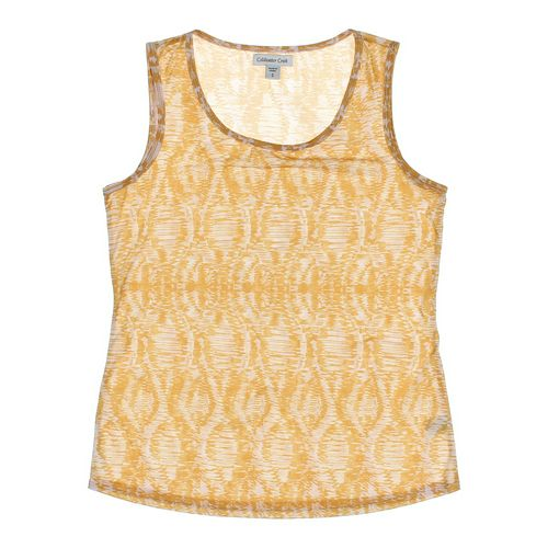 Coldwater Creek Tank Top in size 8 at up to 95% Off - Swap.com