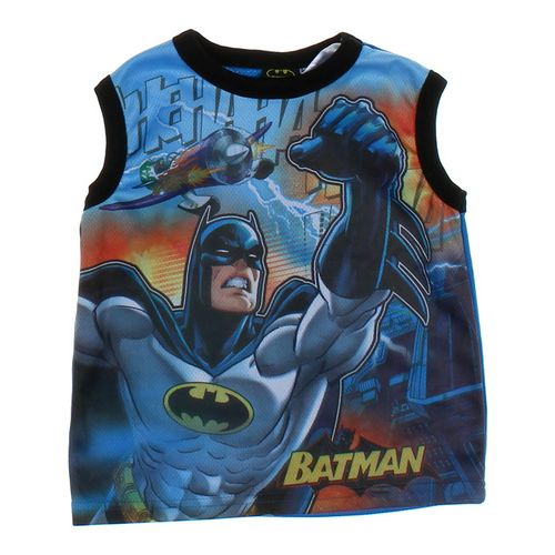 Batman Tank Top in size 4/4T at up to 95% Off - Swap.com