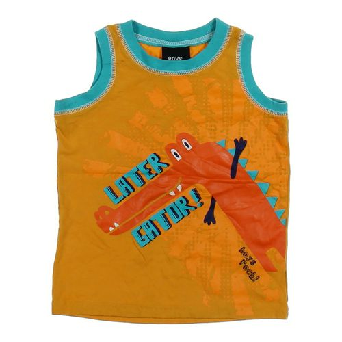 Boys Rock Tank Top in size 4/4T at up to 95% Off - Swap.com