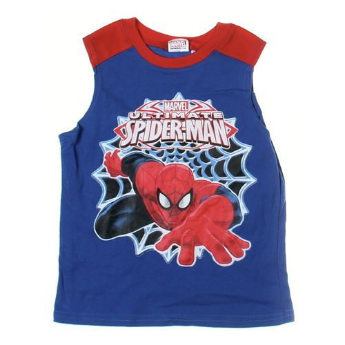 Marvel Tank Top in size 4/4T at up to 95% Off - Swap.com