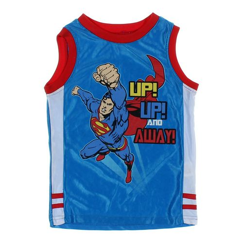 Superman Tank Top in size 4/4T at up to 95% Off - Swap.com