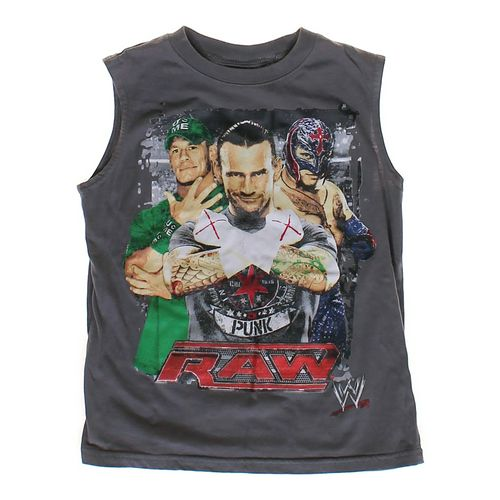 WWE Tank Top in size 6 at up to 95% Off - Swap.com