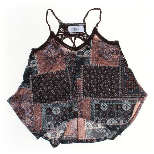 Almost Famous Tank Top in size JR 11 at up to 95% Off - Swap.com