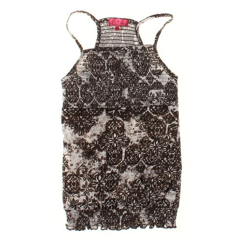 Almost Famous Tank Top in size JR 3 at up to 95% Off - Swap.com