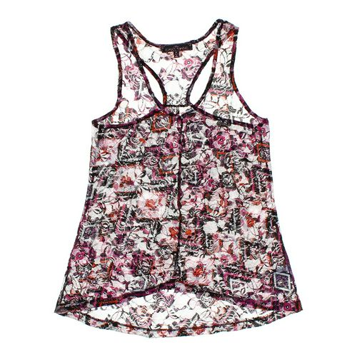 Almost Famous Tank Top in size JR 7 at up to 95% Off - Swap.com