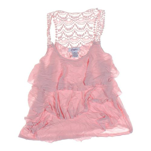 Candie's Girl Tank Top in size JR 7 at up to 95% Off - Swap.com