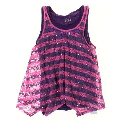 Justice Tank Top in size 12 at up to 95% Off - Swap.com