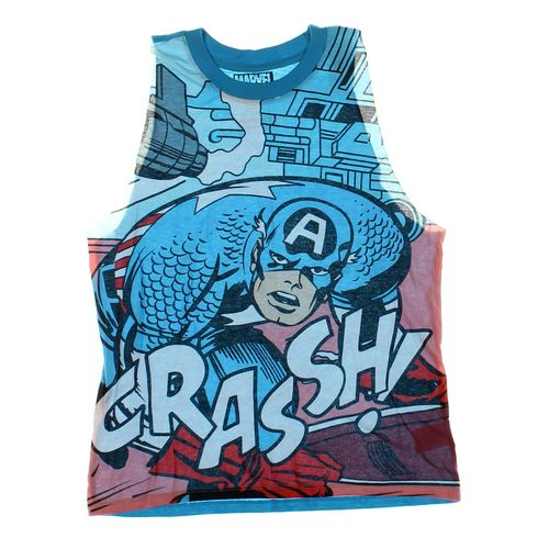 Marvel Tank Top in size 7 at up to 95% Off - Swap.com