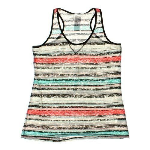 Maurices Tank Top in size JR 9 at up to 95% Off - Swap.com