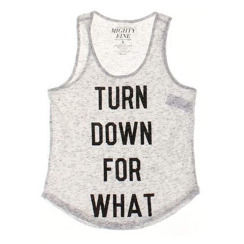 Mighty Fine Tank Top in size JR 3 at up to 95% Off - Swap.com