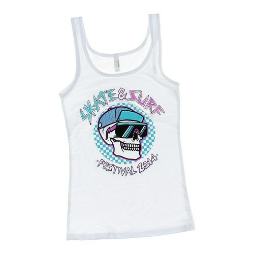 Next Level Apparel Tank Top in size JR 7 at up to 95% Off - Swap.com