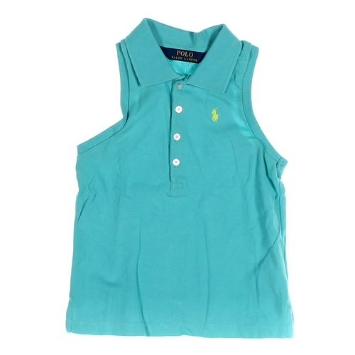 Polo by Ralph Lauren Tank Top in size 4/4T at up to 95% Off - Swap.com