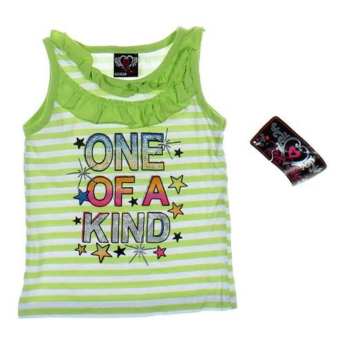 Real Love Tank Top in size 4/4T at up to 95% Off - Swap.com