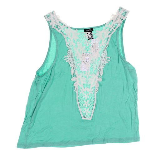 rue21 Tank Top in size JR 15 at up to 95% Off - Swap.com