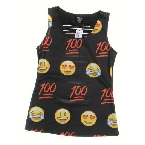 rue21 Tank Top in size JR 3 at up to 95% Off - Swap.com