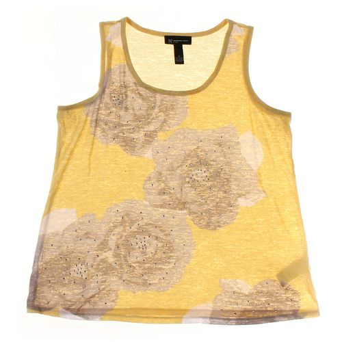 I⋅N⋅C International Concepts Tank Top in size 1X at up to 95% Off - Swap.com