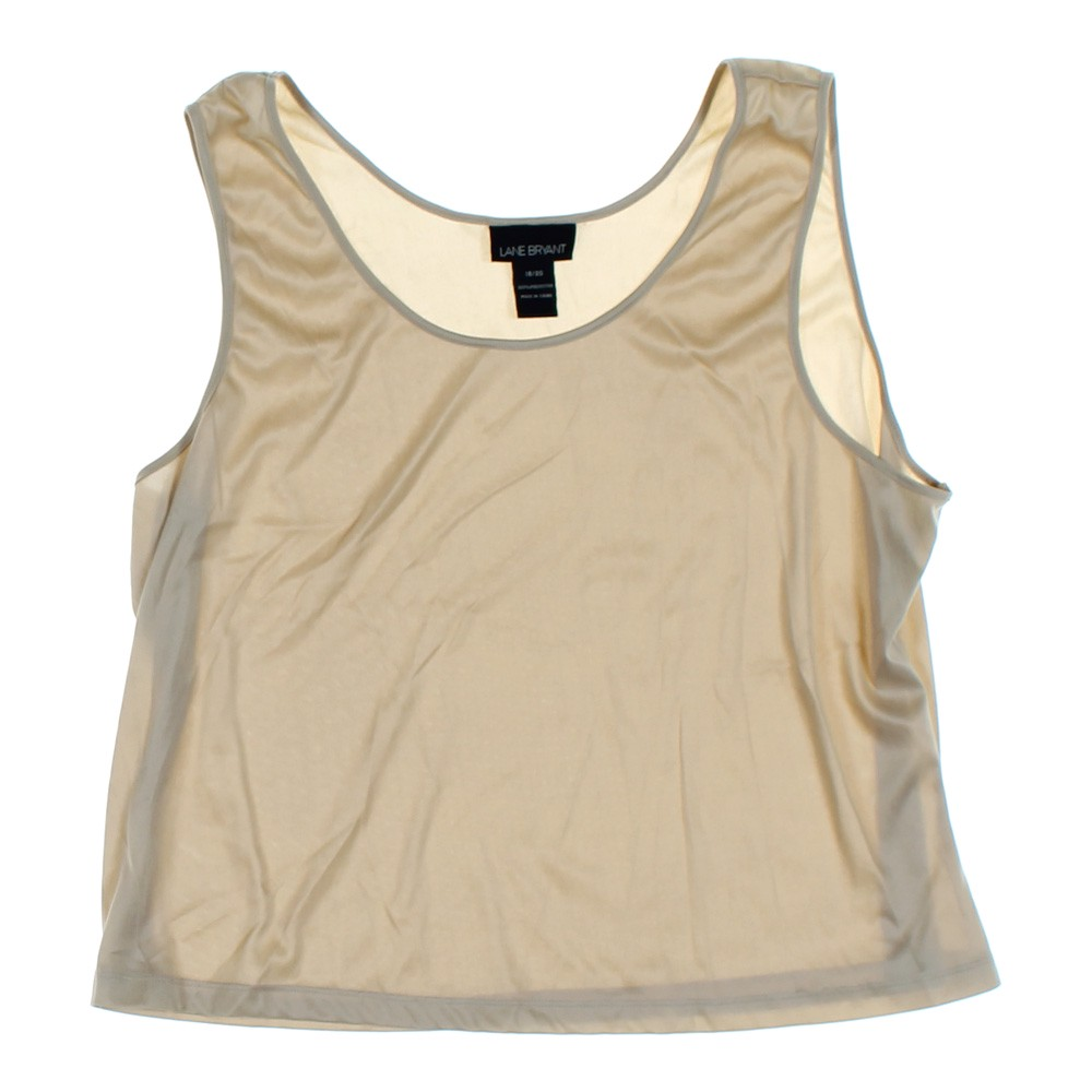 fea790008a3 Lane Bryant Tank Top in size 18 at up to 95% Off - Swap.