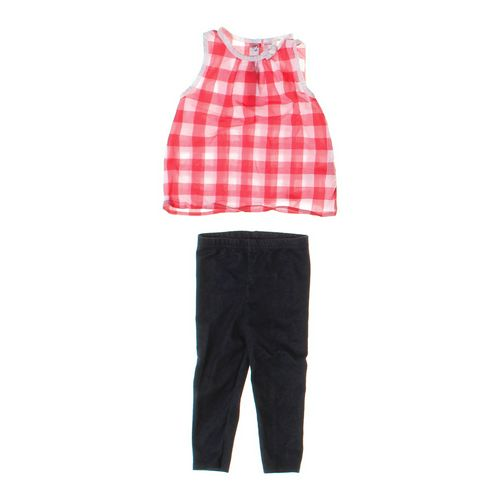 Carter's Tank Top & Leggings Set in size 2/2T at up to 95% Off - Swap.com