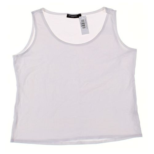Notations Tank Top in size XL at up to 95% Off - Swap.com