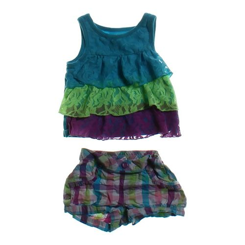 Garanimals Tank Top & Shorts in size 6 mo at up to 95% Off - Swap.com