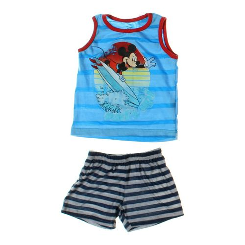 Disney Tank Top & Shorts Set in size 18 mo at up to 95% Off - Swap.com