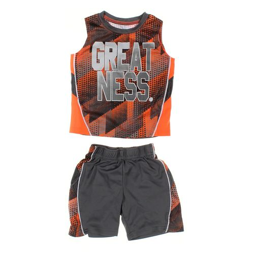 Energy Zone Tank Top & Shorts Set in size 18 mo at up to 95% Off - Swap.com