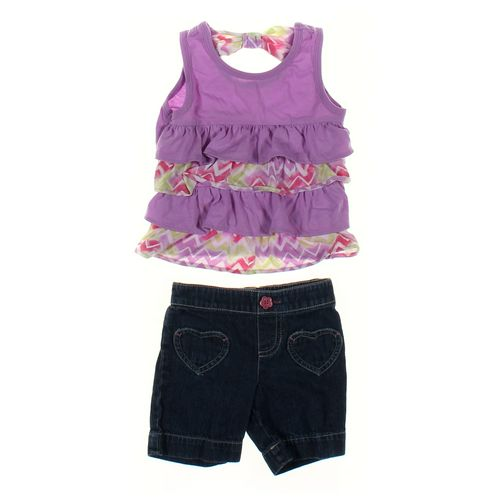 Garanimals Tank Top & Shorts Set in size 2/2T at up to 95% Off - Swap.com