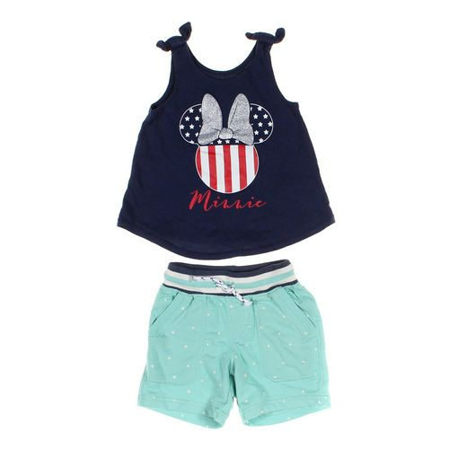 Old Navy Tank Top & Shorts Set in size 2/2T at up to 95% Off - Swap.com