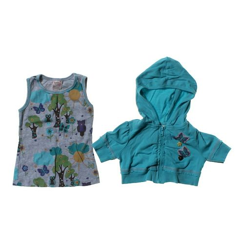 Beautees Tank Top & Shrug Set in size 3/3T at up to 95% Off - Swap.com